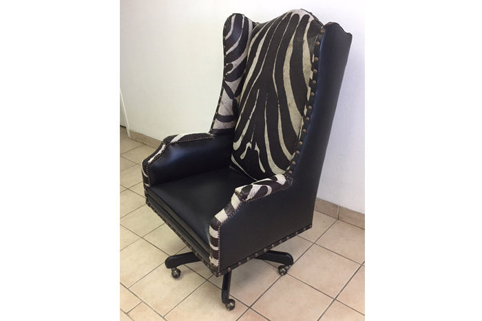 Stallion Executive Office Chair - Zebra
