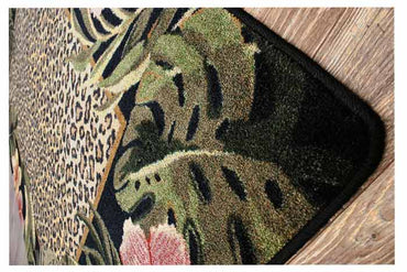 Tropical Fauna Area Rug