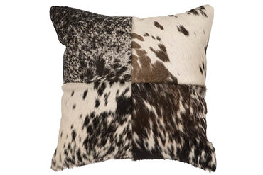 Speckled Cowhide Pillow