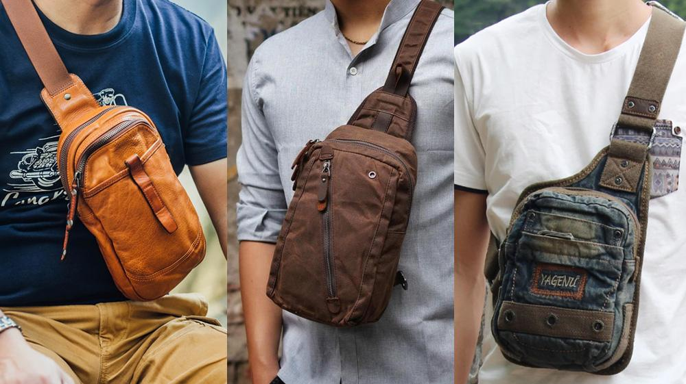 Top 35 Sling Backpacks for Men 2021