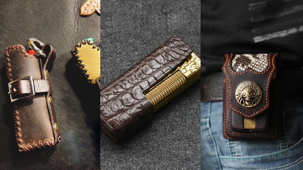 Top 23 Leather Lighter Cases/Covers You Should Buy