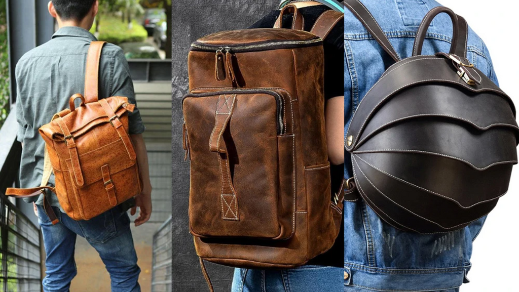 Best 20 Leather Backpacks for Men 2021