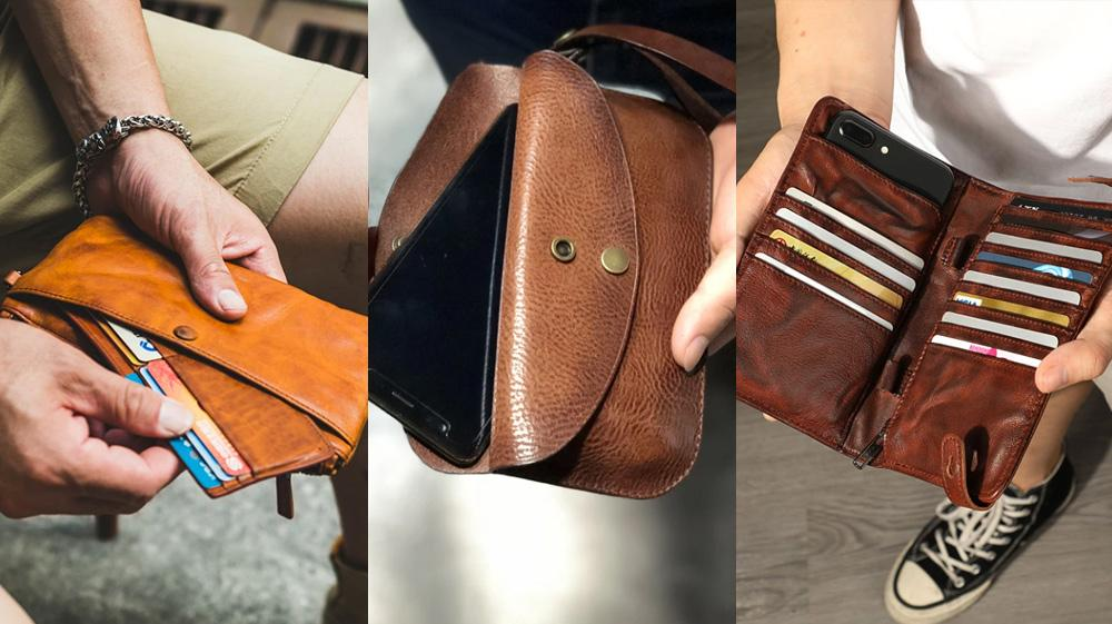Top 30 Long Wallets for Men of 2020
