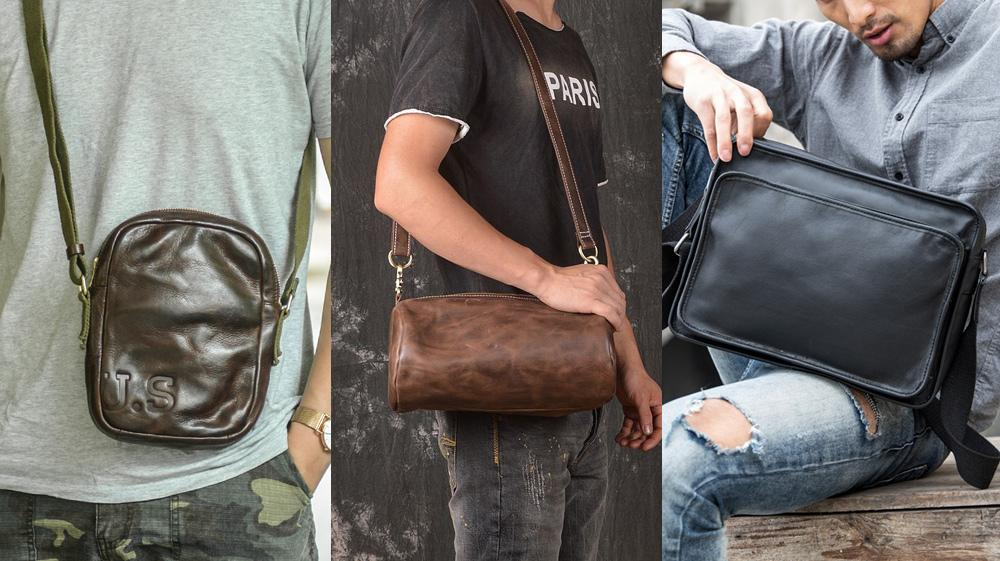 Best 30 Mens Leather Messenger Bags 2020