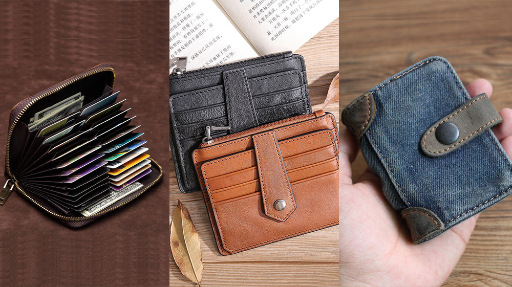 Top 30 Card Holder Wallets for Men 2021