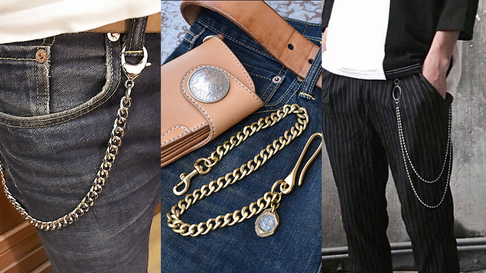 The 15 Stylish Mens Trouser Chains