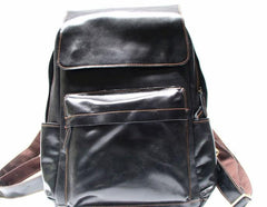 Handmade Leather Mens Backpacks Cool Travel Backpacks Laptop Backpack for men