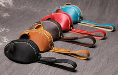 Cute Women Leather Mouse Coin Purse Coin Pouch Change Zipper Holder for Women