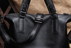 Cool Men Leather Handbag Messenger Bag Cross Body For Men