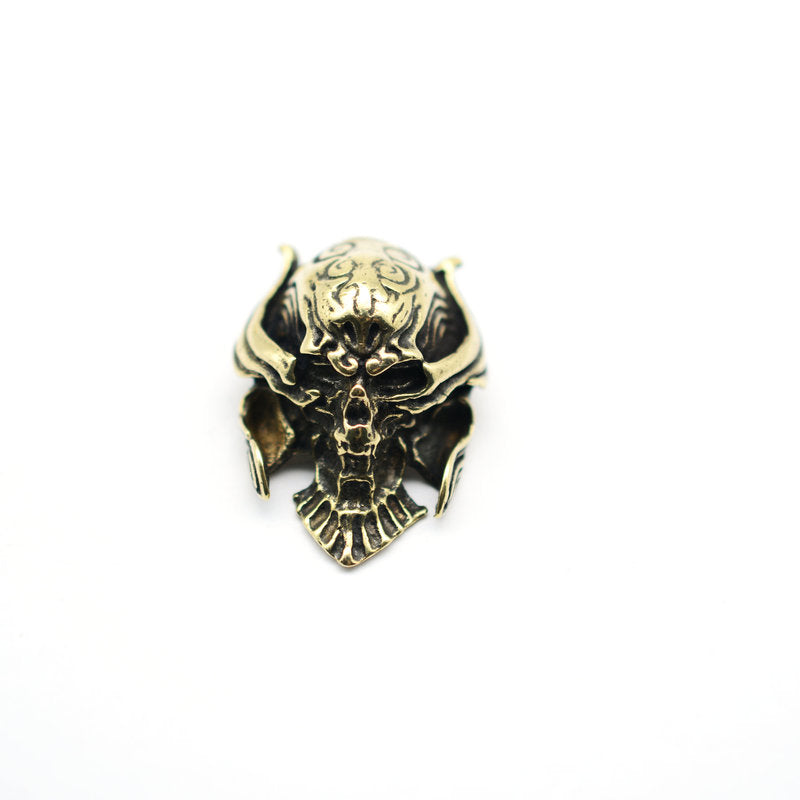 Brass Wallet Conchos Skull Warrior Conchos Button Skull Warrior Conchos Screw Back Decorate Concho Skull Warrior Biker Wallet Concho Wallet Conchos