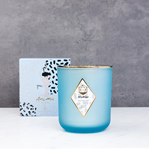 Mambo soy candle - Fig Caramel Oak