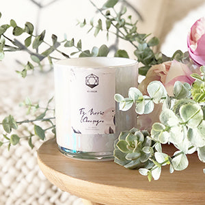 Curo Blanc Soy Candles
