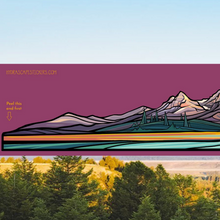 Load image into Gallery viewer, GRAND TETON Infinity Sticker
