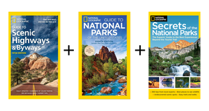 National Park Explorer's Pack - 25% OFF