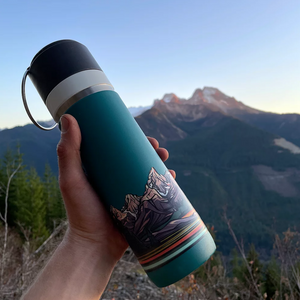 GRAND TETON Infinity Sticker