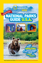 Load image into Gallery viewer, National Parks Guide Centennial Edition: The Coolest Activities from Coast to Coast!