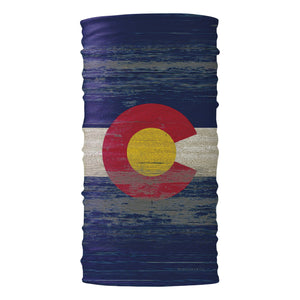 Colorado Flag Bana Headwear