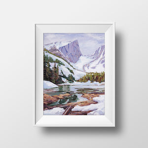 Dream Lake Limited Edition Print