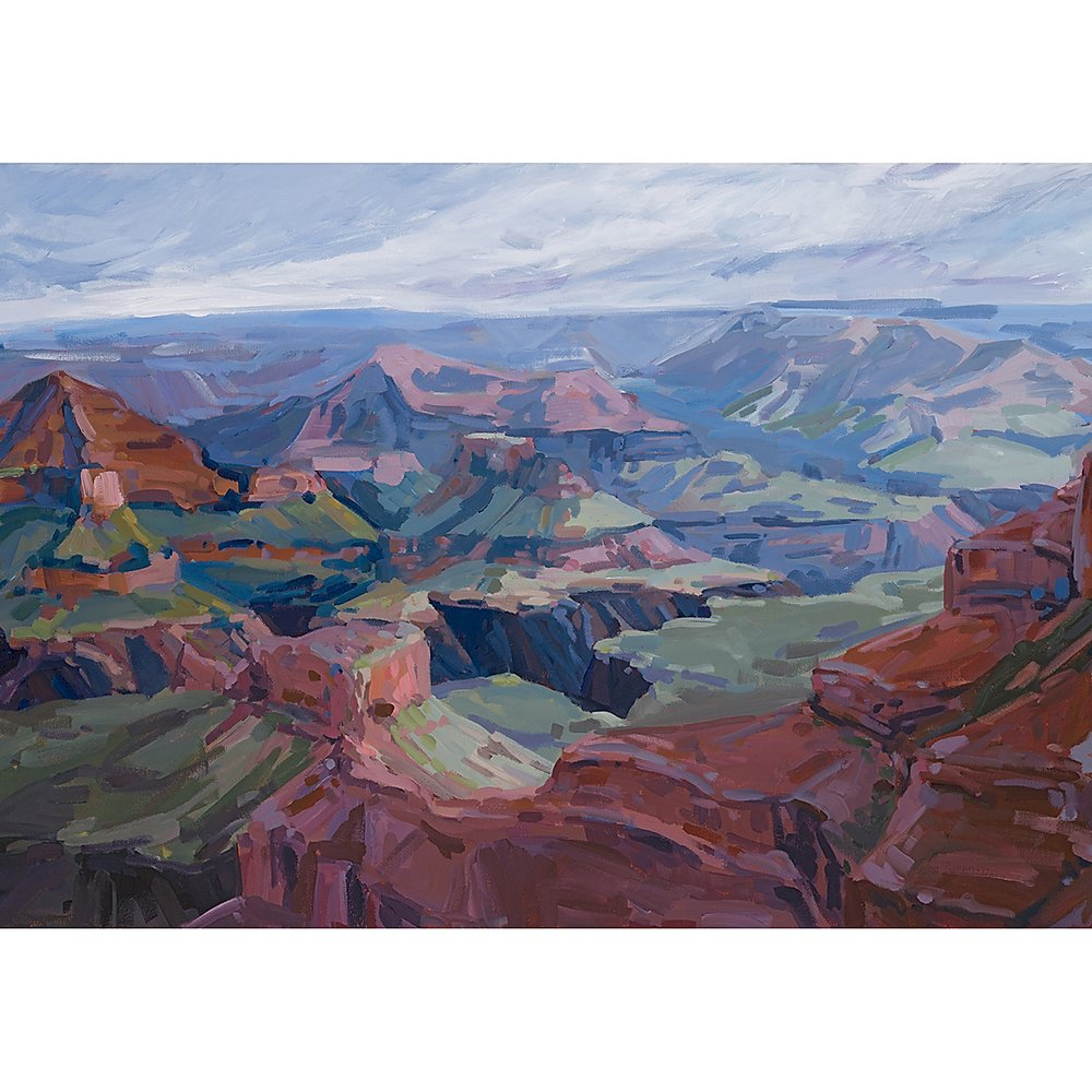 Grand Canyon Limited Edition Print on Matte Paper