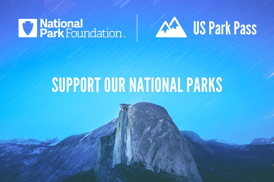 Support the National Park Foundation
