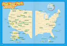 Load image into Gallery viewer, Junior Ranger Activity Book: Puzzles, Games, and Facts inspired by the U.S. National Parks!