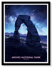 "Load image into Gallery viewer, Arches National Park Poster - 18"" x 24"""