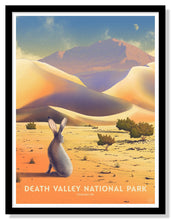 "Load image into Gallery viewer, Death Valley National Park Poster - 18"" x 24"""