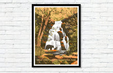 "Load image into Gallery viewer, Great Smoky Mountains National Park Poster - 18"" x 24"""