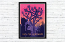 "Load image into Gallery viewer, Joshua Tree National Park Poster - 18"" x 24"""