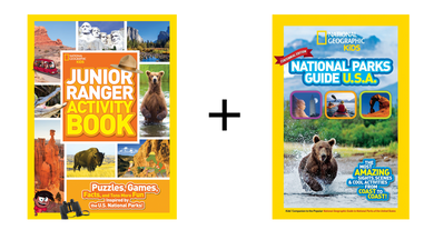 National Geographic Kids Bundle - 25% Off