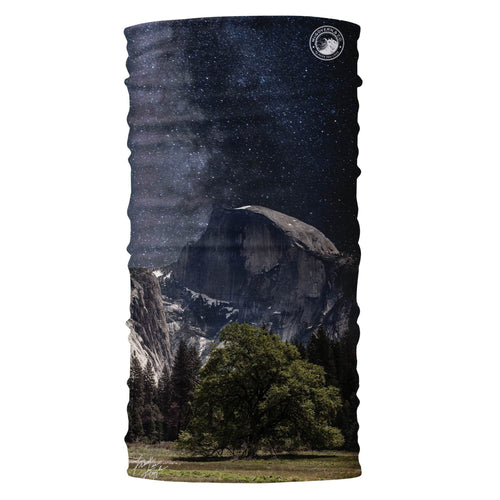 National Park Night Sky Bana Headwear