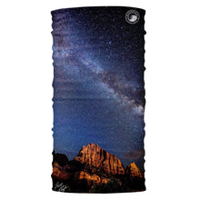 Load image into Gallery viewer, National Park Night Sky Bana Headwear