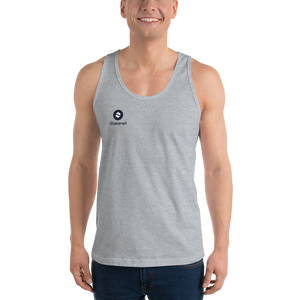 Classic Tank Top with Black Stakenet Logo 2