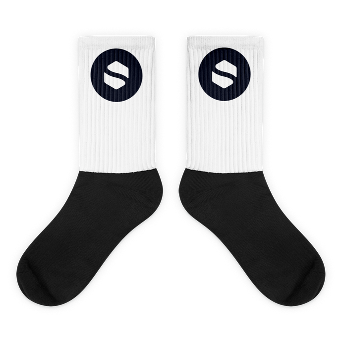 Socks with Stakenet Logo Only