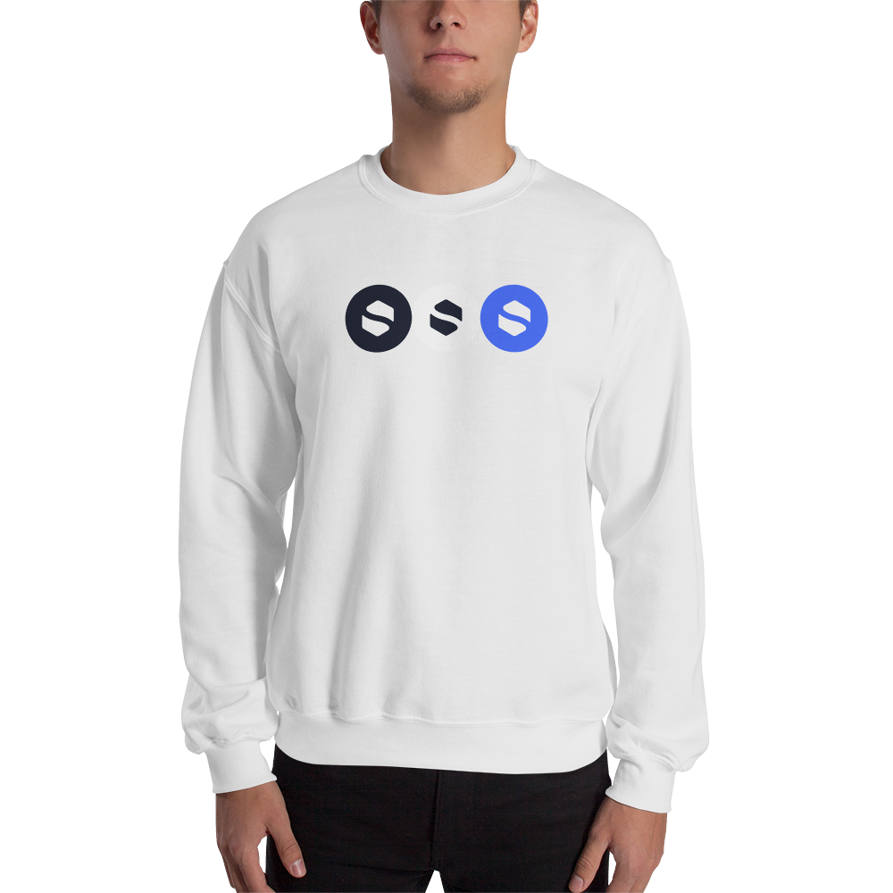 Sweatshirt with Stakenet Logo Only