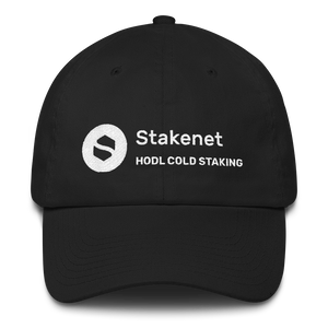 BITCOINBEN Cold Staking HODL CAP designed by @Luffe