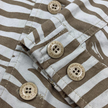 A Bathing Ape Camo Button Up Shirt