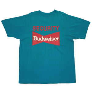 Vintage Budweiser Detroit Gold Cup Tee