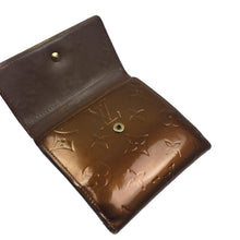 Louis Vuitton Vernis Wallet, Brown