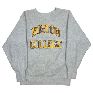 Vintage Champion Boston College Reverse Weave Crewneck