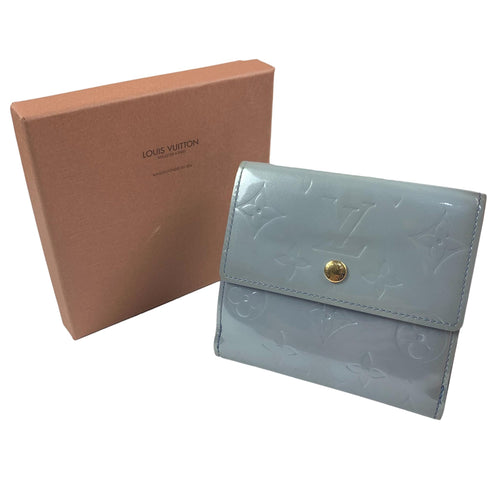 Louis Vuitton Vernis Monogram Wallet