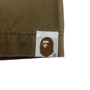 Bape Scout Button Up Shirt