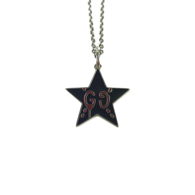 Gucci Ghost Star Necklace