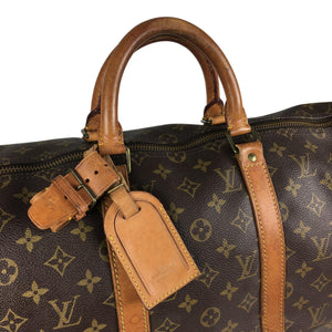 Louis Vuitton Keepall 50 Bag