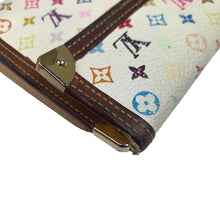 Louis Vuitton Multicolour Monogram International Long Wallet, White