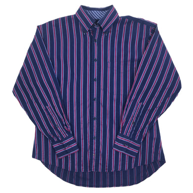 Tommy Hilfiger Button Up Stripe Shirt