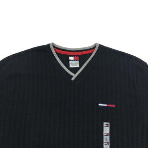 Tommy Hilfiger Embroidered Logo Tee