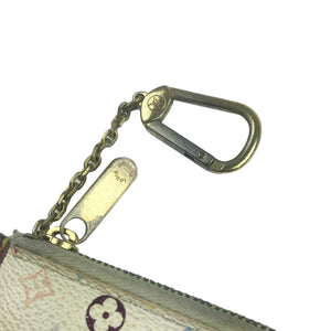 Louis Vuitton Multicolour Monogram Coin Pouch Chain Wallet