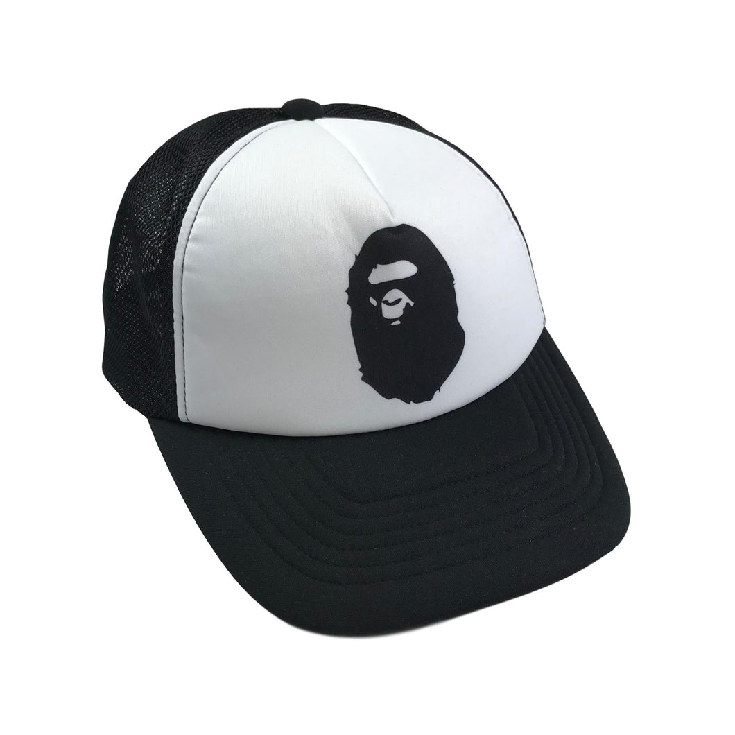 Bape Ape Head Trucker Hat