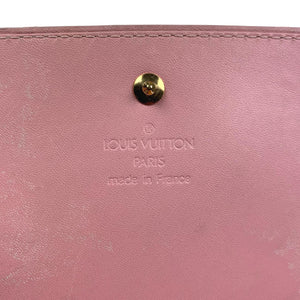 Louis Vuitton Vernis Walker Shoulder Bag Wallet